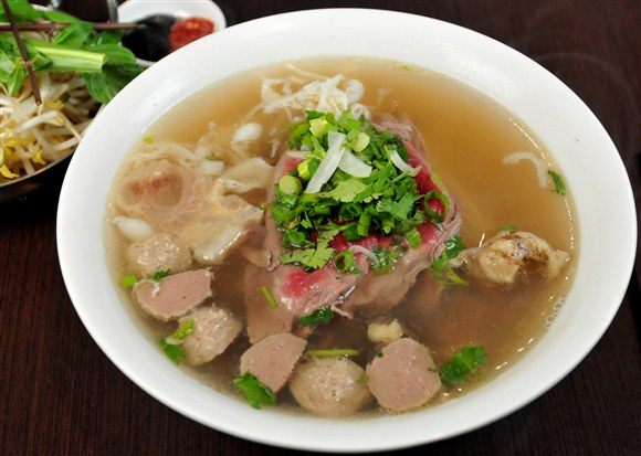 Special Beef Noodle Soup - Kim Bo Restaurant (CLOSED)