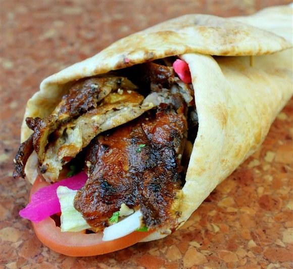 Chicken Shawarma - Ali Baba's