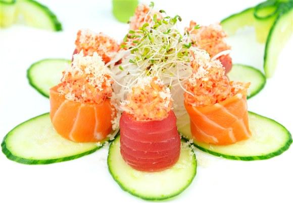 Paris Roll (6pcs) - Sushi Queen Izakaya