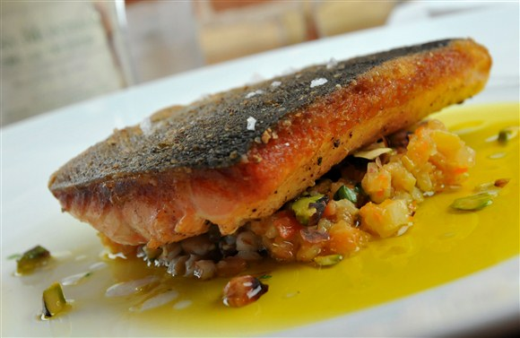 Arctic Char (NO LONGER AVAILABLE) - Paese Ristorante