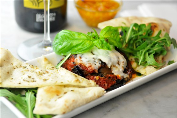 Eggplant Parmigiana - Viva Napoli