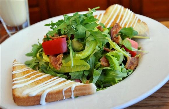 BLT Salad - Uncle Betty's Diner