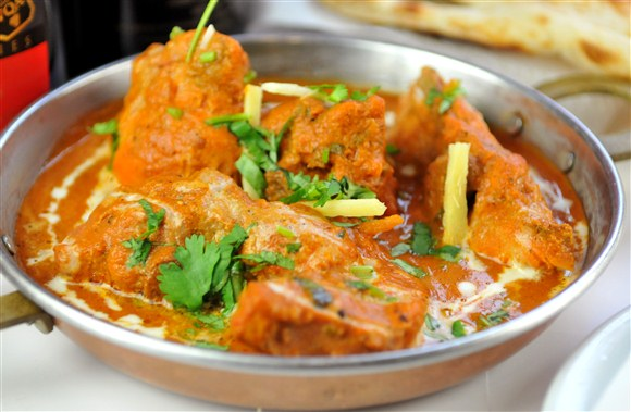 Butter Chicken 1 - Bombay Palace