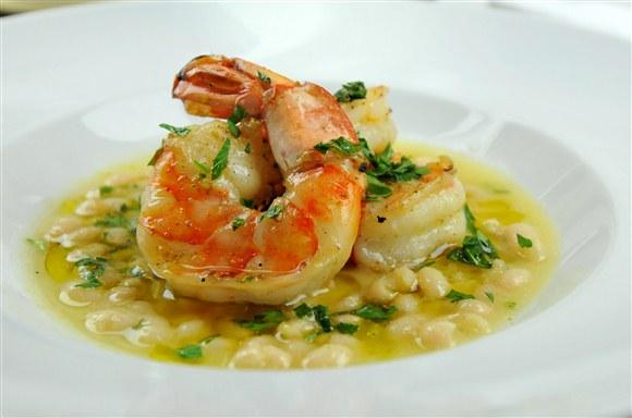 Grilled Shrimps - Paese Ristorante