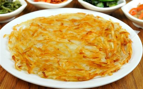 Potato Pancake - Seor Ak San