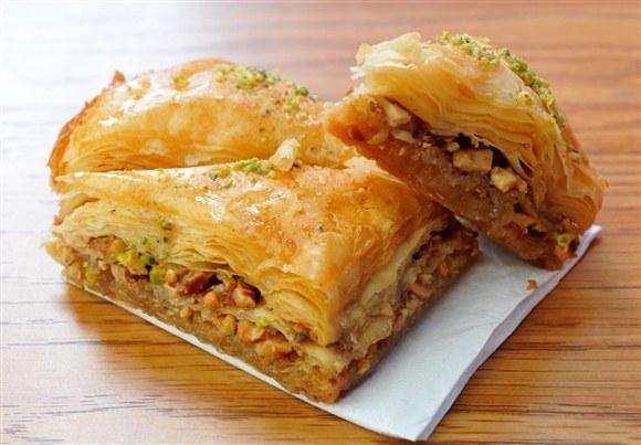 Baklava - Shi Shawarma