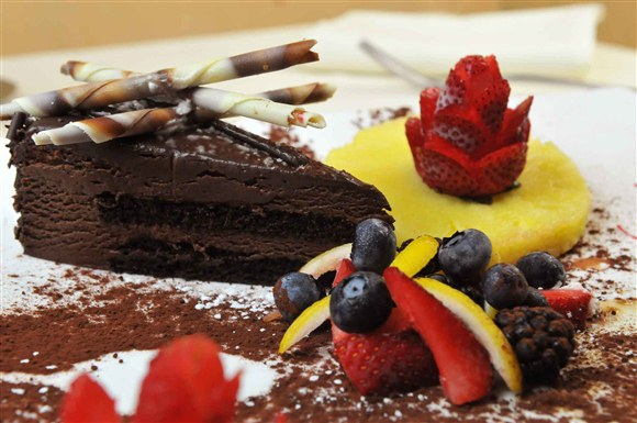 Chocolate Cake - Vaticano