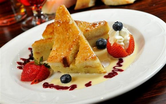Bread Butter Pudding - P.J. O'Brien