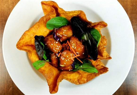 Monsoon Chicken Salad - Gabby's
