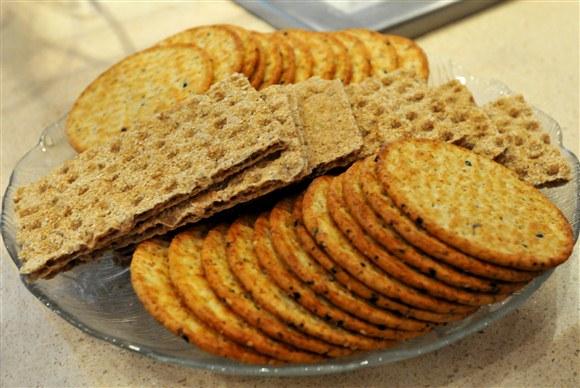Crackers - Commensal Fine Flexitarian Cuisine