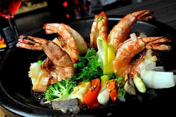 Jumbo Prawn Shrimp - Wabora