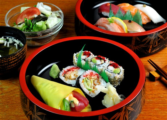 Sushi Special (Lunch Only) - TaKe Sushi