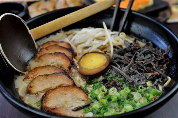 BBQ Pork Ramen - Ajisen Ramen