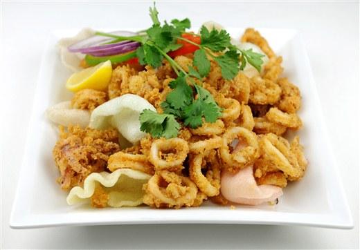 Calamari - Thai One On (THIS LOCATION IS CLOSED)