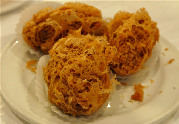 Chinese Fried Taro Cake Recipe