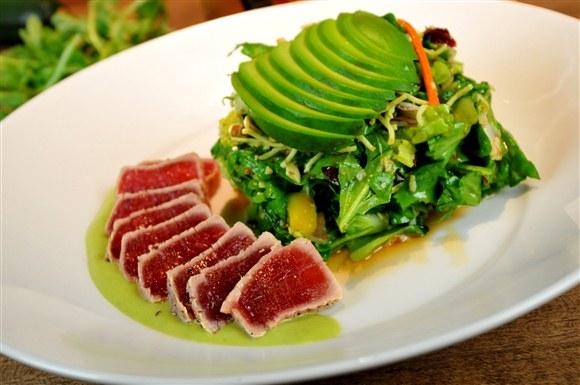 Sashimi Tuna Salad - Joey Eaton Centre