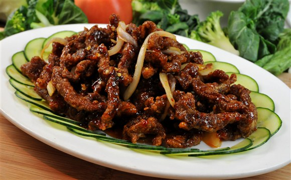 ... beef spicy beef with peanuts chiles spicy thai basil beef spicy crispy