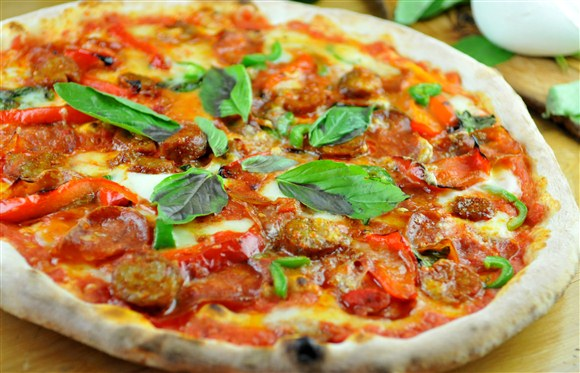 The Red Hot Chilli Pepper Pizza - Pizzeria Defina