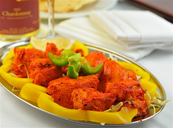 Tandoori Chicken Tikka - Chutneys Fine Indian Cuisine