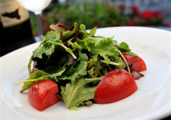 Baby Greens Salad - Porticello