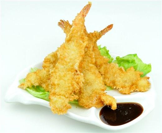 Breaded Shrimp - Top Sushi