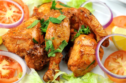 Tandoori Chicken (Full) - Bombay To Go