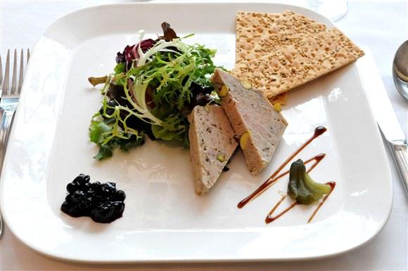 Pâté de Gibier Maison Pheasant - Le Trou Normand