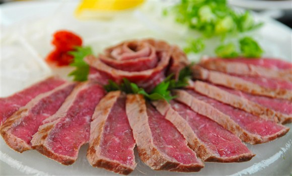 Beef Tataki - Bikkuri