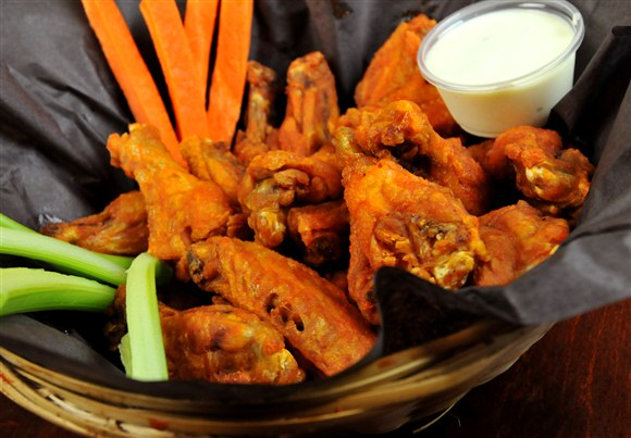 Wings  - Wheat Sheaf