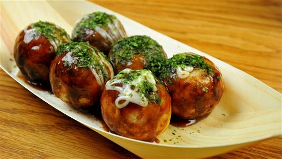 Tacoyaki - Kenzo Ramen