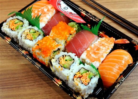Combo 11 - Sushi-Q