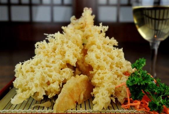 Tempura Appetizer - Sushi Gen