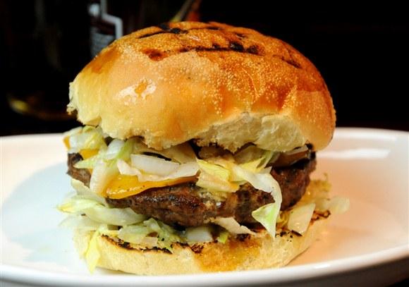 """The """"BIG GRIND"""" - Grindhouse Burger Bar (CLOSED)"""