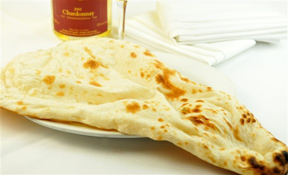 Plain Naan - Chutneys Fine Indian Cuisine
