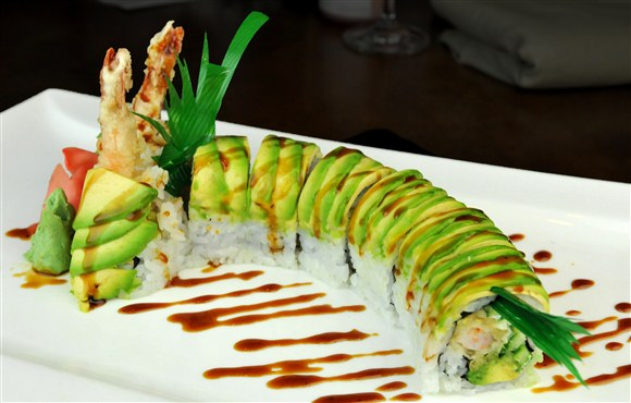 Green Dragon - Sushi Gen