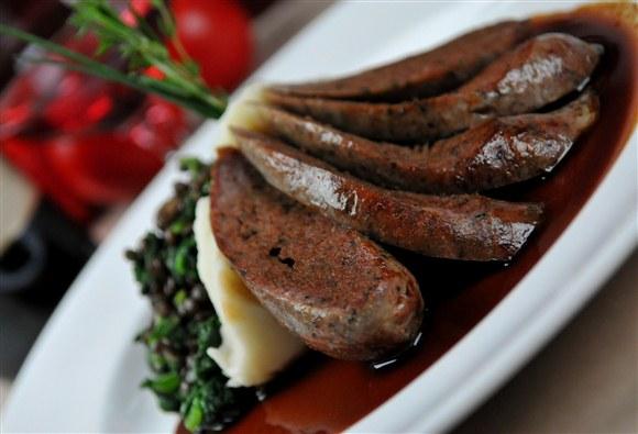 Brownes Homemade Lamb Sausage - Brownes Bistro