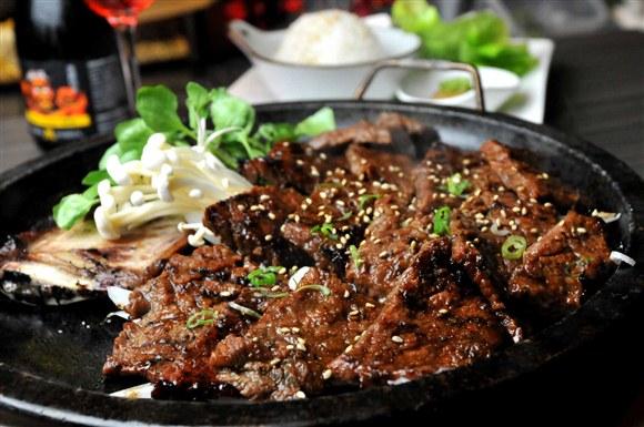 Kalbi Rib Steak - Wabora