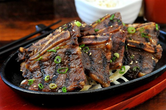 Grilled Beef Short Ribs - KOKO! Share Bar