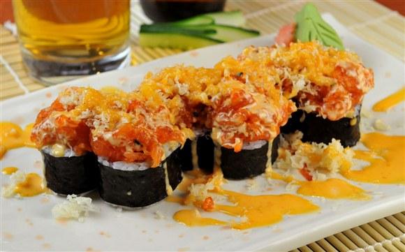 Four Seasons Roll - Sushi Rock