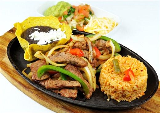 Fajitas - La Mexicana