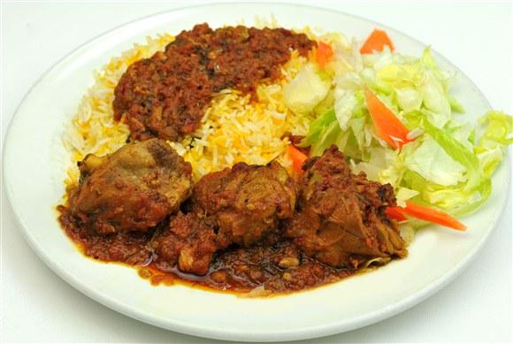Curry Kitchen Menu Toronto