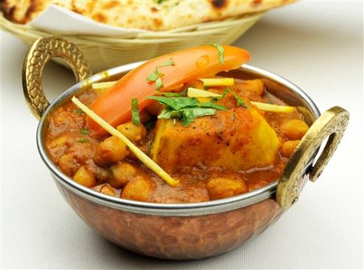 Chana Masala - The Indian Kitchen