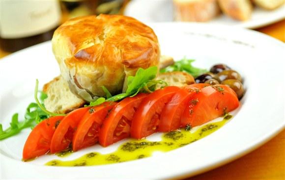 Goat Cheese Salad - Grazie Ristorante