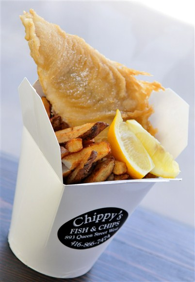 Fish and Chips - Chippy's Fish & Chips