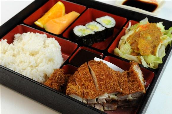 Chicken Katsu Dinner - Sushi On Bloor