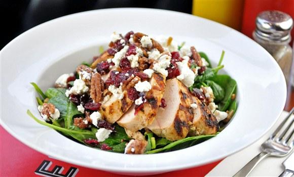 Chicken Harvest Salad - Thompson Diner