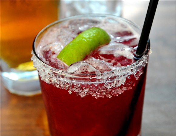 Blueberry Margarita (1oz) - Earls King Street