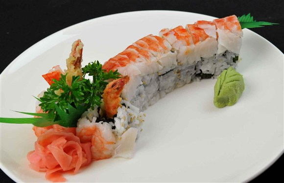 Killer Shrimp Roll (8 pcs) - Oishi Kada