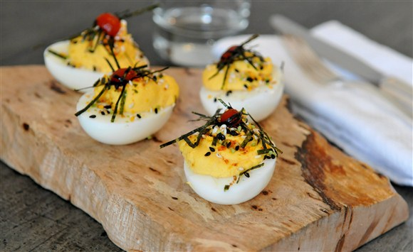 Deviled Eggs - Yours Truly