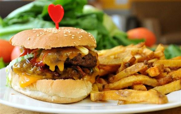K.O. Burgers - K.O Burgers